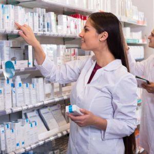 Estudiar auxiliar de farmacia